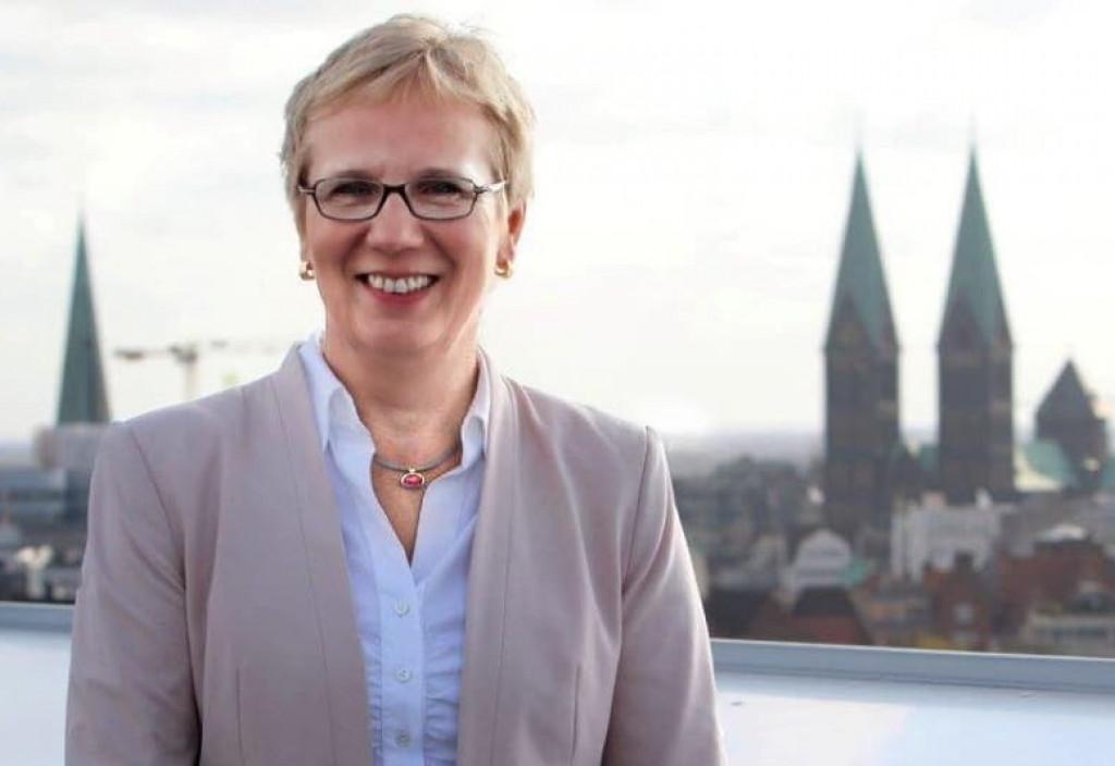 Portrait von Eva Quante-Brandt